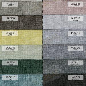 Wersal Grupa 01 Basic Jazz