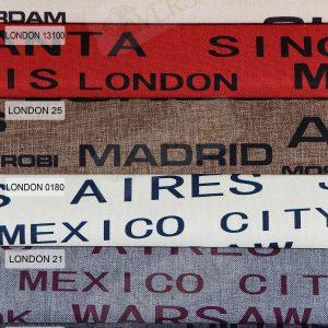 Wersal Grupa 01 Basic London
