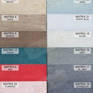 Wersal Grupa 01 Basic Matrix